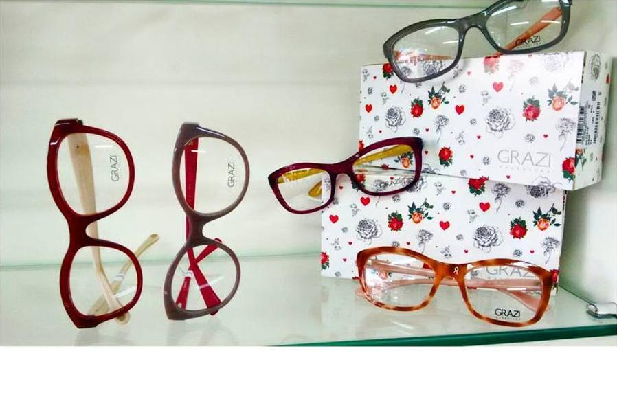 Foto óculos Grazi